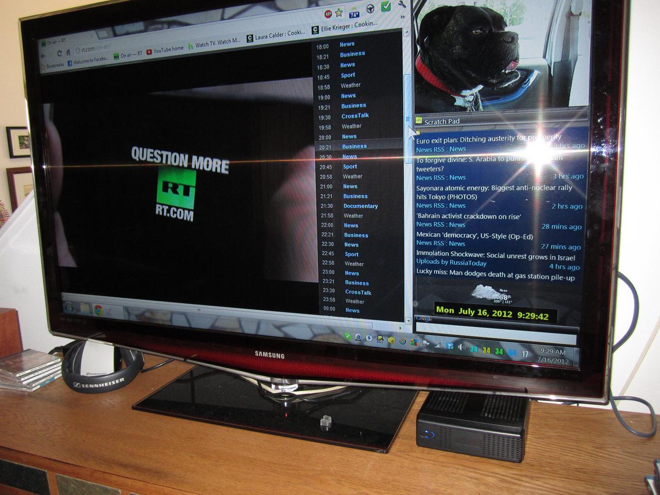 Mini-computer TV1
