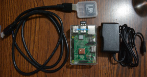 Unboxing the Pi 2